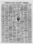 Portland Daily Press: January 31,1866