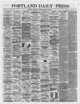 Portland Daily Press: February 03,1866