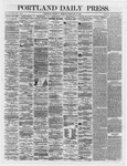 Portland Daily Press: February 08,1866