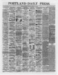 Portland Daily Press: February 12,1866