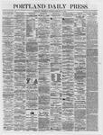 Portland Daily Press: February 14,1866