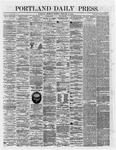 Portland Daily Press: February 15,1866
