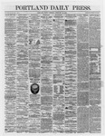 Portland Daily Press: February 16,1866