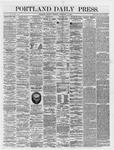 Portland Daily Press: February 19,1866