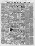 Portland Daily Press: February 20,1866