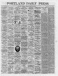 Portland Daily Press: February 21,1866