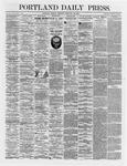 Portland Daily Press: February 26,1866
