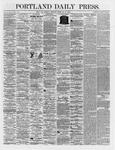 Portland Daily Press: February 27,1866