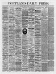 Portland Daily Press: March 02,1866