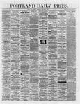 Portland Daily Press: March 05,1866