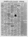 Portland Daily Press: March 06,1866
