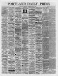 Portland Daily Press:  March 07,1866