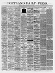 Portland Daily Press:  March 08,1866