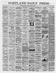 Portland Daily Press: March 09,1866