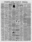 Portland Daily Press:  March 14,1866