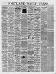 Portland Daily Press: March 14,1866