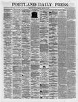 Portland Daily Press:  March 16,1866