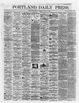 Portland Daily Press: March 17,1866
