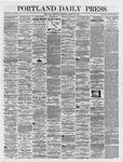 Portland Daily Press: March 22,1866