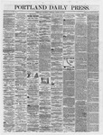 Portland Daily Press:  March 24,1866