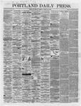 Portland Daily Press: March 26,1866