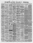 Portland Daily Press: March 28,1866