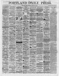 Portland Daily Press:  March 30,1866