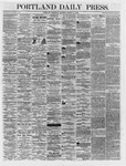 Portland Daily Press: March 31,1866