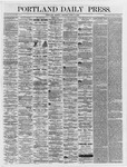 Portland Daily Press: April 09,1866