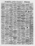 Portland Daily Press: April 10,1866