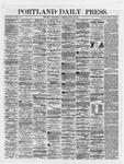 Portland Daily Press:  April 11,1866