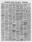Portland Daily Press: April 16,1866