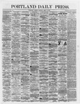 Portland Daily Press: April 17,1866
