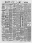 Portland Daily Press: April 23,1866