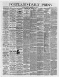 Portland Daily Press: May 03,1866