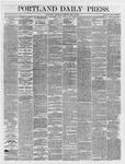 Portland Daily Press: May 05,1866