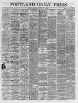 Portland Daily Press: May 11,1866