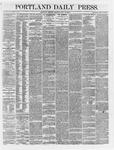 Portland Daily Press:  May 14,1866