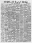 Portland Daily Press: May 15,1866