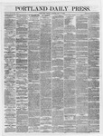 Portland Daily Press: May 18,1866