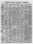 Portland Daily Press:  May 19,1866