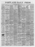 Portland Daily Press:  May 22,1866