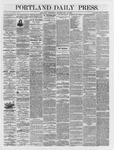 Portland Daily Press: May 23,1866