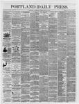 Portland Daily Press: May 26,1866