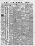 Portland Daily Press: May 28,1866