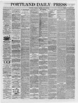 Portland Daily Press:  May 29,1866