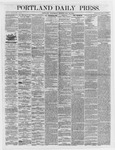 Portland Daily Press:  May 30,1866