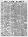 Portland Daily Press: May 31,1866