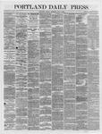 Portland Daily Press: June 08,1866