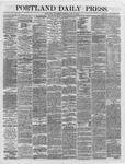 Portland Daily Press:  June 09,1866